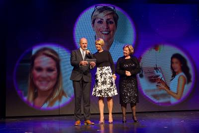 Uitreiking Beauty Award 2015